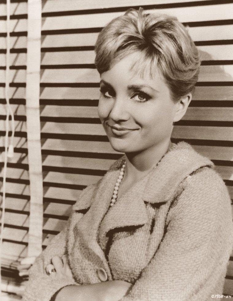 Susan OLIVER (13 Février 1932 / 10 Mai 1990) (photo sépia 1960)