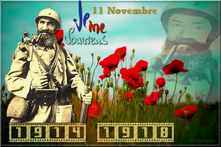 11 Novembre - Hommage