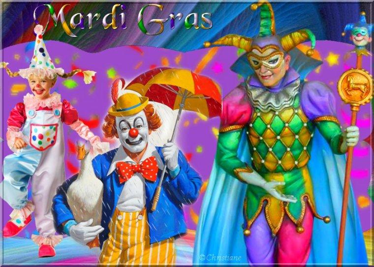 Carnaval-Mardi gras