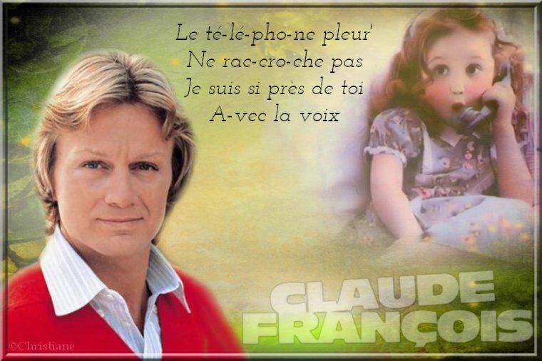 Hommage Claude François