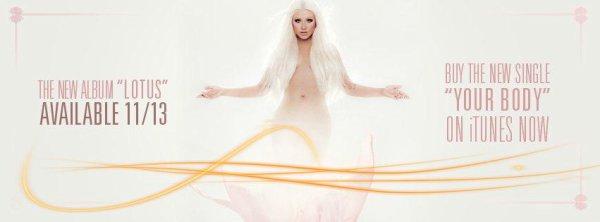 NEWS : Sur La Diva De La Pop ♥ Christina Aguilera ♥