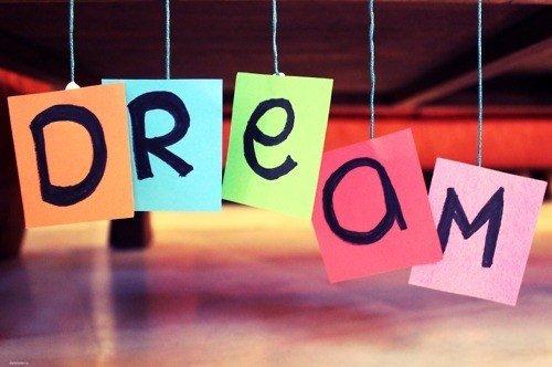 La vie est un rêve, mais rêver n'est pas vivre.