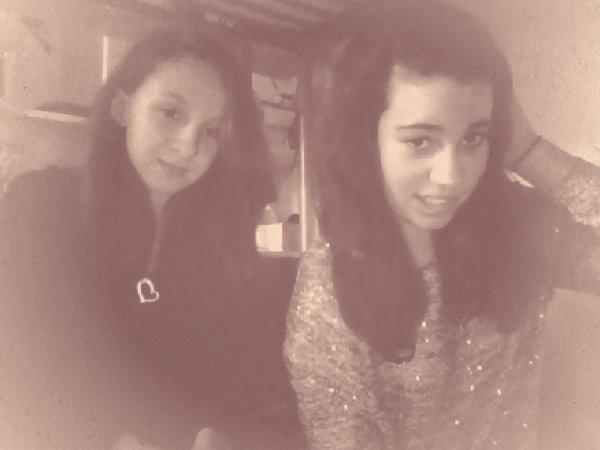 Ma cousine♥