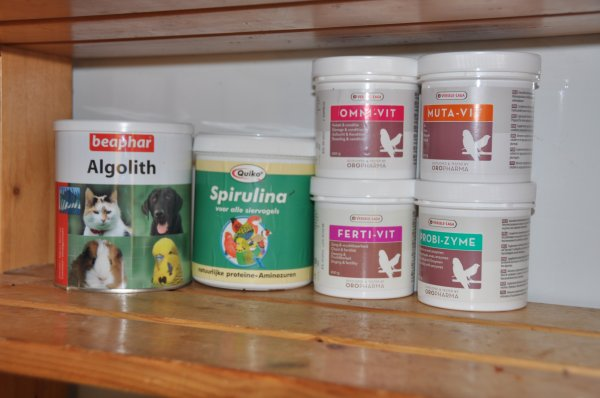 Nourriture et produits que j'utilise