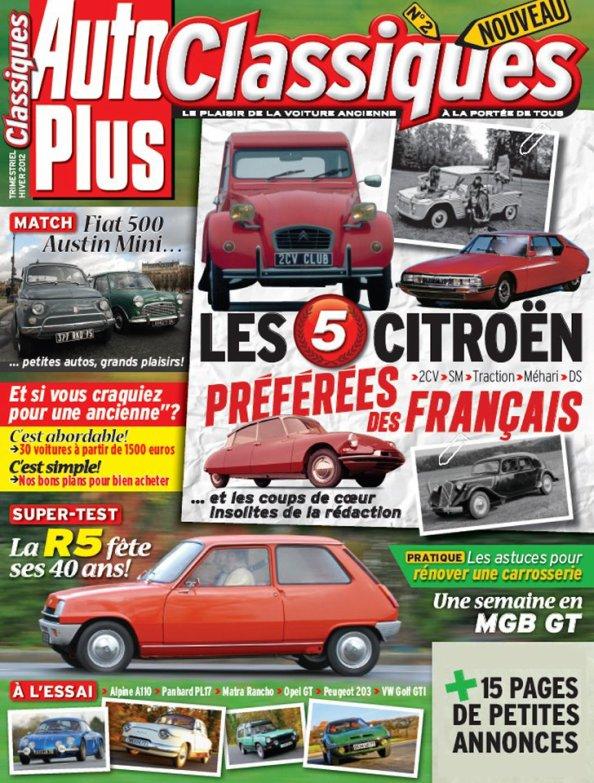 AUTO-PLUS Classiques