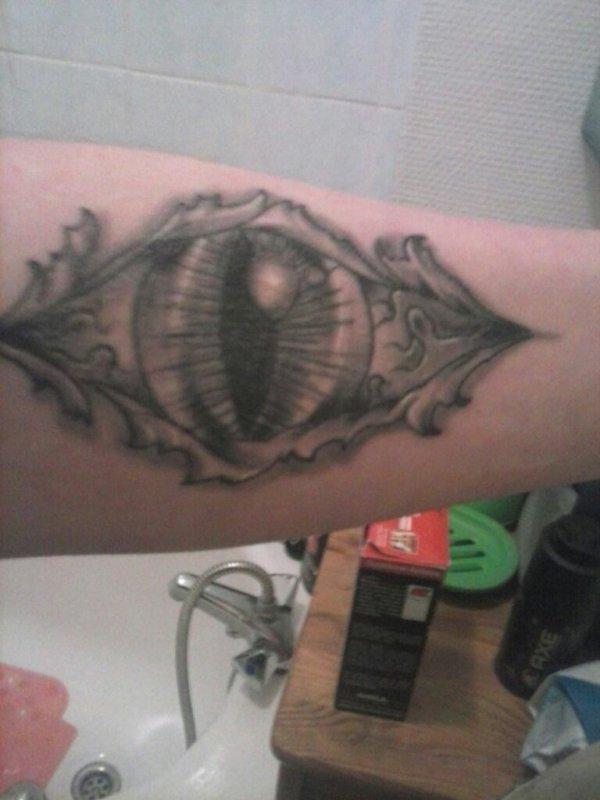 Mon premier tatouage :)