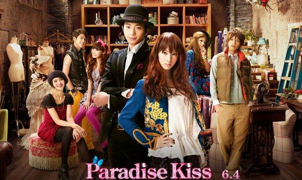 Paradise Kiss - Film Live