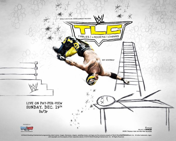 WWE TLC : Tables, Ladders & Chairs