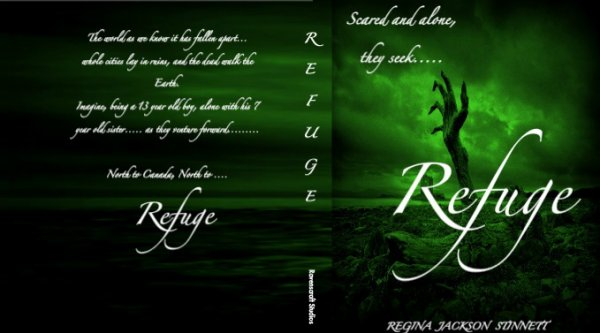 'Refuge' by Regina Jackson Stinnett of Ravenscraft Studios