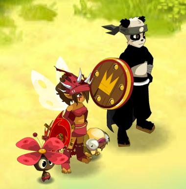 Le retour du pandawanne !