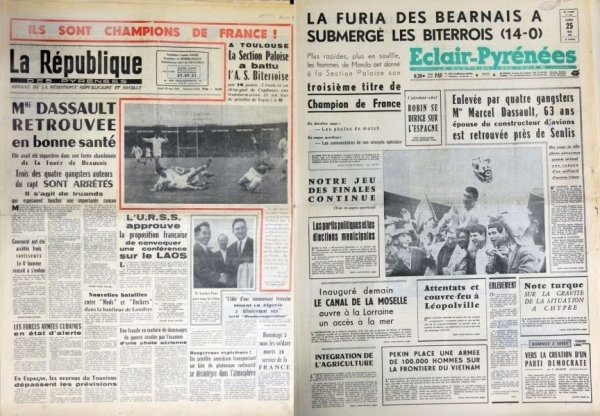 Presse 1964
