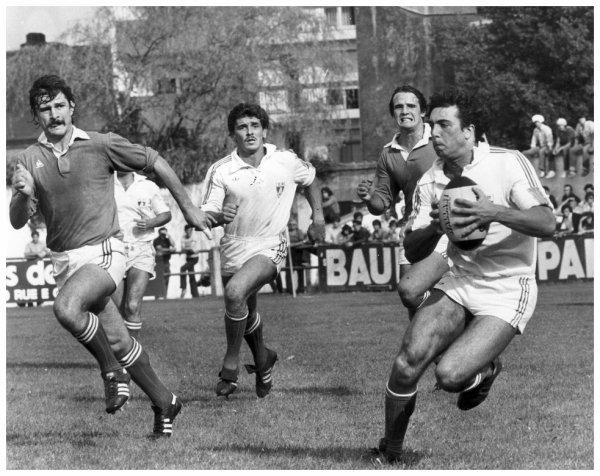 Jean-Claude Castagnet et Michel Bruel 1982