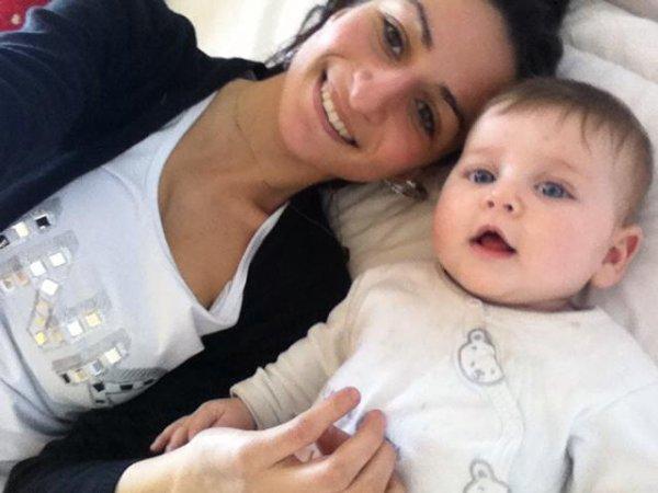 Ma nièce, mon amour, ma vie.