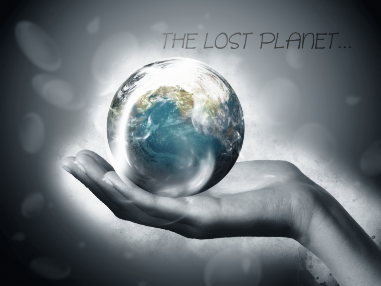 The lost planet...