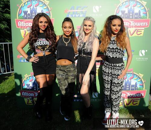 Little Mix #06.07.2013
