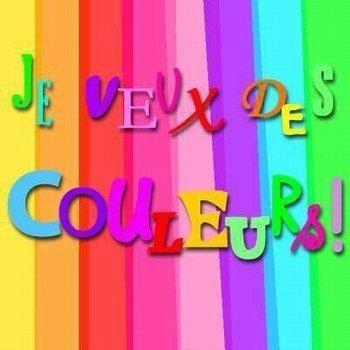 C'est quoi ta(tes) couleur(s) préférée(s)  ?