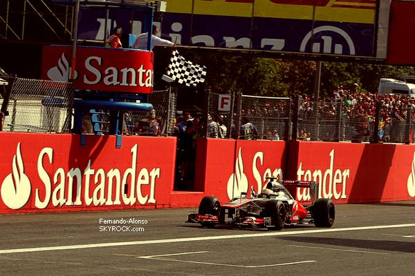 10.09.2012 : Déclarations pilotes Monza → Je rattrape le retard : )