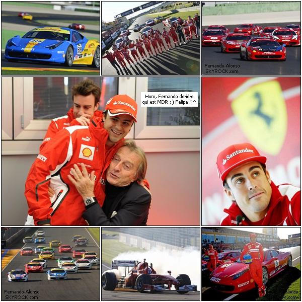 Samedi 1er décembre : Event Ferrari, Beautiful *.*