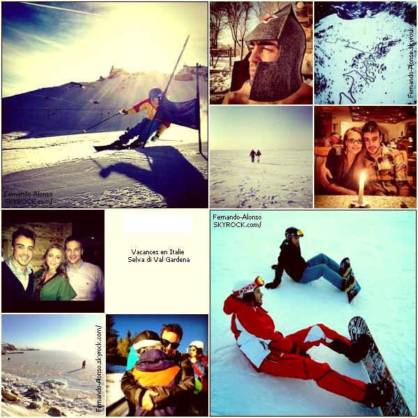Vacances d'hiver avec Fernando