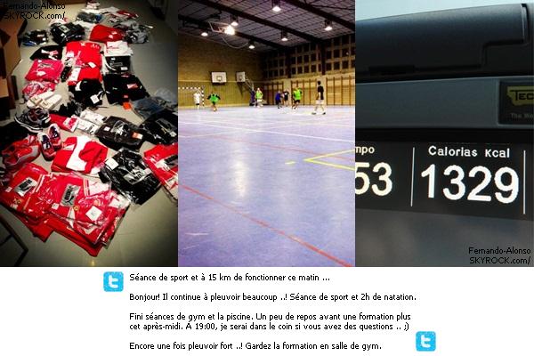 24.01.2013 : Rattrapage des tweets + Programmes essais