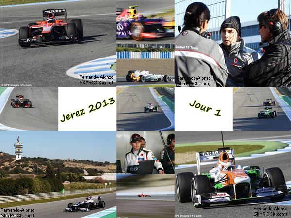 05.02.2013 : Jerez ~ Jour 1