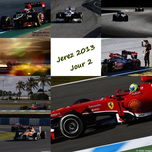 06.02.2013 : Jerez ~ Jour 2