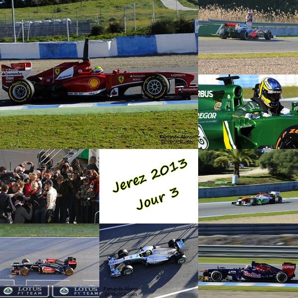 07.02.2013 : Jerez ~ Jour 3