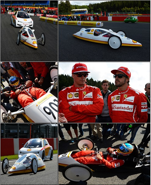 ➘ Week-end à Spa-Francorchamps