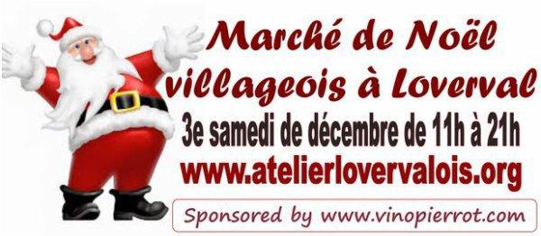 8e Marché villageois de Noël