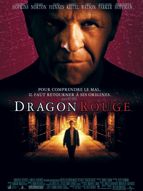 FILM: Hannibal 3: Dragon Rouge