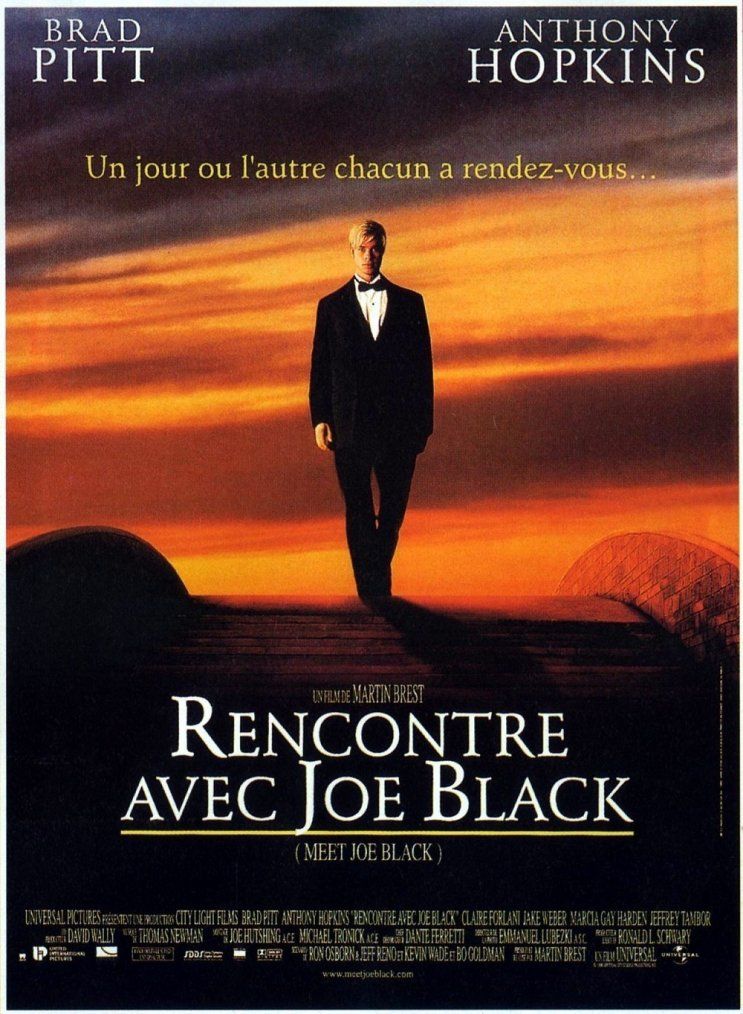FILM: Rencontre avec Joe Black