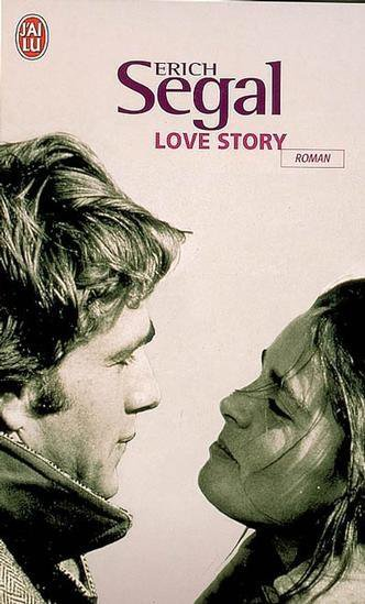 LIVRE: Love Story-Erich Segal