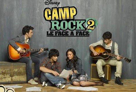 Regarde Camp Rock 2 en français!+ anniversaire Nicholas