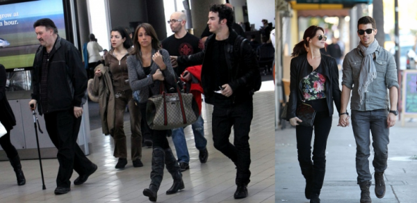 Joe et Ashley+kevin et danielle
