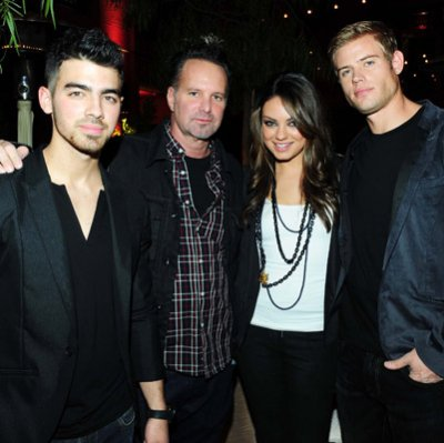 joe soirée Nylon&Armani+kevin et big rob+ scoop miley+scoop billy ray cyrus