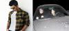 Photoshoot de Joe+Joe et sa nouvelle voiture