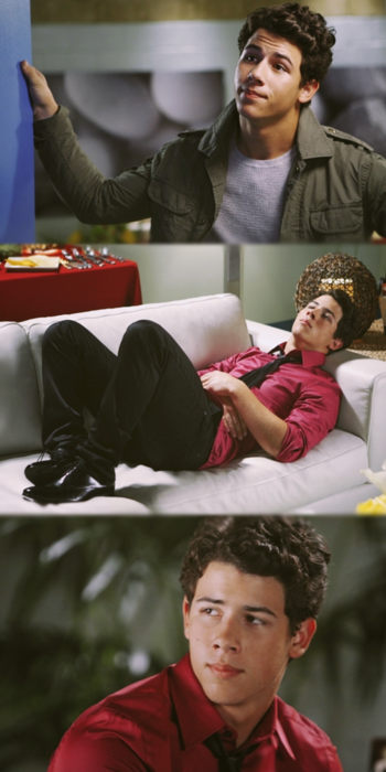 nick dans une séries+joe+nick photo