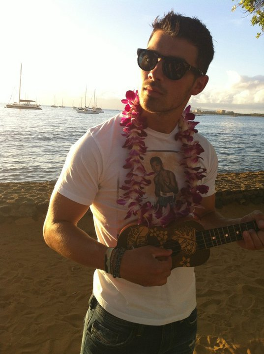 joe et nick plage!+twitter Joe et Nick+scoop