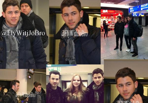 JB.aéroport.allemagne+jb.fan+tweet.joe.nick+reportage.tv