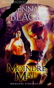 Morgane Kingsley, T1&T2, Démon intérieur&Moindre mal - Jenna Black - By Del