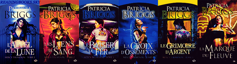 Mercy Thompson - Patricia Briggs - By Del