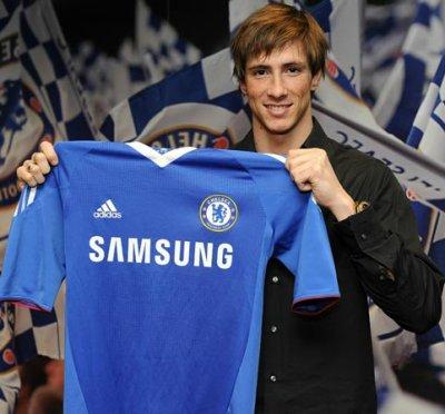 Fernando Torres : Toujours pas de but a Chelsea !