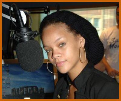 Rihanna : Sans Maquillage !