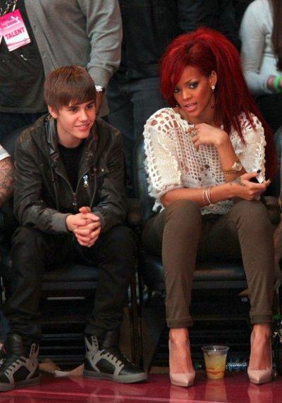 Justin Bieber se prend un rateau par Rihanna