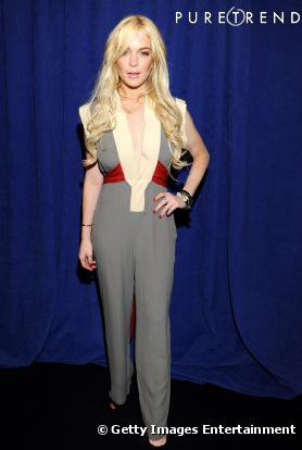 Lindsay Lohan : elle vieillit ?