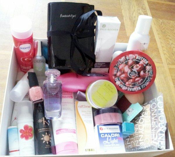 Jeux concours Bombastikgirl : Produits de beauté pour femme à gagner - Moins-depenser.com