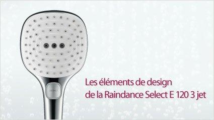 Raindance Select E 120 3jet l