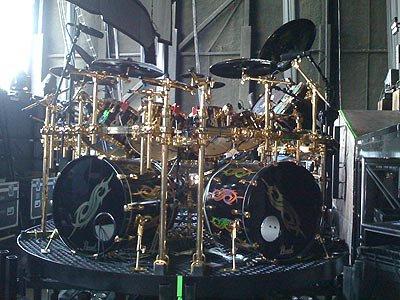 Drum Set De Joey Jordison Mon Blog Sur