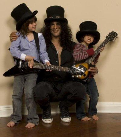 La fête des pères chez les Rockeurs et les Métalleux!(suite)