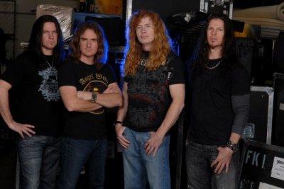 Le nom du nouvel album de Megadeth a été dévoilé